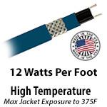 High Temperature 12 W/Ft