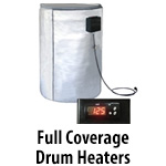 Full Coverage Drum Heaters