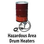 Hazardous Area Drum Heaters