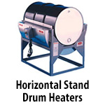 Horizontal Drum Heaters