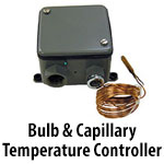 Bulb and Capillary Temperature Controller
