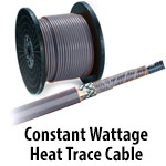 Constant Wattage Heat Trace Cable