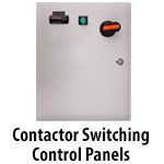 Contactor Switching Control Panels