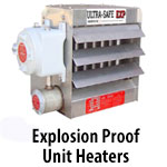 Explosion Proof Unit Heaters