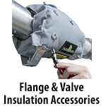 Flange & Valve Insulation Accessories