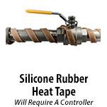 Silicone Rubber Heat Tape