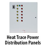 Heat Trace Power Distribution Panels