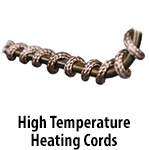 High Temperature Heating Cords