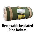 Insulated Pipe Jackets