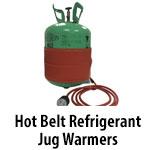 Refrigerant Jug Warmer