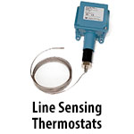 Line Sensing Thermostats