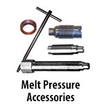Melt Pressure Accessories