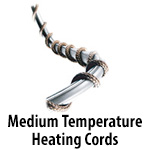 Mid Temperature Heating Cords