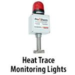 Heat Trace Monitoring Lights
