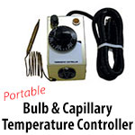 Portable Bulb and Capillary Temperature Controller