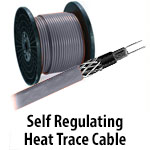 Self Regulating Heat Trace Cable
