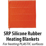 SRP Silicone Rubber Heating Blankets