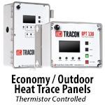 Economy & Outdoor Heat Trace Panels
