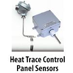 Heat Trace Control Panel Sensors
