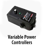 Variable Power Controllers