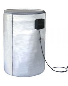 Full-Coverage Drum Heater 30 Gallon Metal Drum 1160w