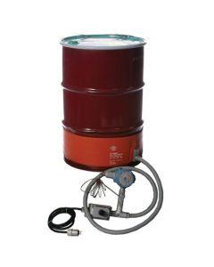 Hazardous-Area Drum Heater 30 Gallon 1000w 120v T3 Env