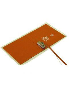 24x24 Hazardous-Area Silicone Rubber Heating Blanket 1440 watt