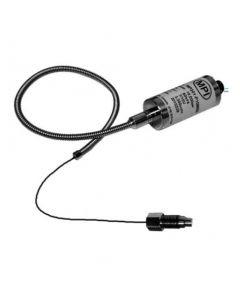 "Narrow Space Bare Transmitter 5000psi 10"" capillary + 18"" flex"