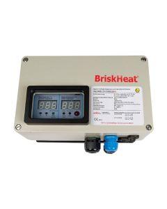 ATEX Temperature Controller/Limiter Combo