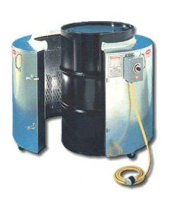 55 Gallon Low Temp 60-250F 460v 4400w 3 Phase