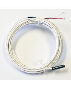 20' 100 ohm, 3 wire RTD, that is rated for temperatures up to 450 degrees F.