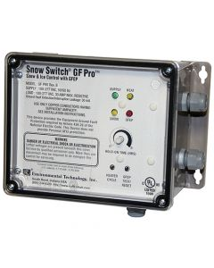 GF Pro Snow & Ice Controller with ground fault