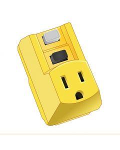 Plug In GFI Adapter