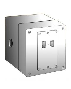 120V Junction Box With GFCI