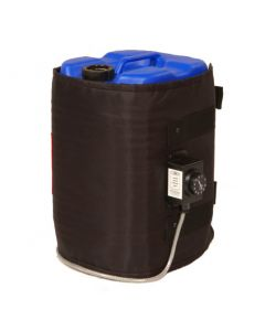 High Heat 5 Gallon 350w Heated Jacket - Plastic, Metal or Fiber Container