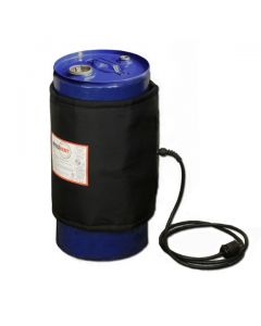 Standard 5 Gallon 250w Heated Jacket - Plastic, Metal or Fiber Container