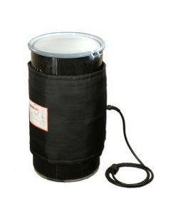 Standard 30 Gallon 450w Heated Jacket - Plastic, Metal or Fiber Container