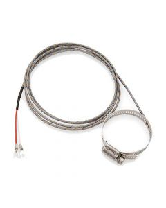 """Hose Clamp Thermocouple Clamp Range 11/16"""" to 1 1/2"""" Type K"""