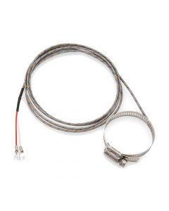 "Hose Clamp Thermocouple Clamp Range 2 1/2"" to 3 3/8"" Type J"