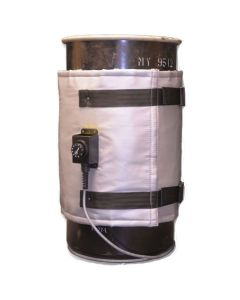 High Power 15 Gallon 700w Heated Jacket - Plastic, Metal or Fiber Container