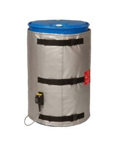 High Power 55 Gallon 1450w Heated Jacket - Plastic, Metal or Fiber Container