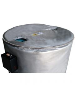 Lid Cover for 55 Gallon Full-Coverage Drum Heater