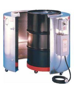 Maxi-Heater 55 Gallon Drum Heater 100-550F 240v 6000w 3 Phase