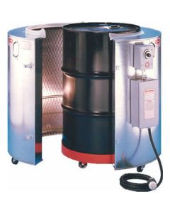 Maxi-Heater 55 Gallon Drum Heater 100-550F 208v 9000w 3 Phase