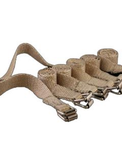 """24"""" Insulation Strap & Buckle - 6 Pack"""