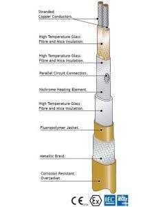PowerHeat Ultra High Temperature Heat Trace Cable