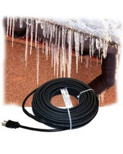 100 Foot Roof & Gutter Snowmelt Cable Kit