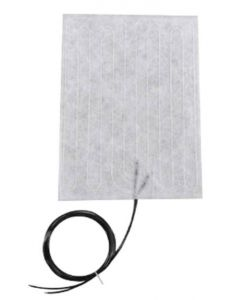 "12"" x 8"" 36 Volt - Ultra Flexible Heating Blanket"