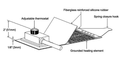 Drum heater schematic