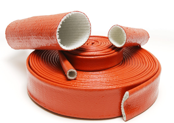 Chemical resistant heated hose jacket